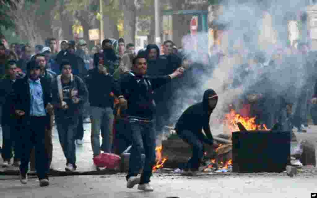 Des Tunisiens déterminés à exprimer leur colère