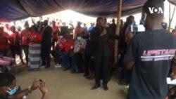 Mutungamiri weMDC Alliance VaChamisa Vokurudzira Musangano weChimbichimbi naVaMnangagwa Kuti Zvinhu Zvigadzirisike muNyika
