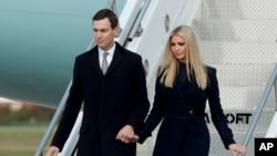 Jared Kushner i Ivanka Trump
