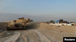 伊拉克部隊加強戒備狀態