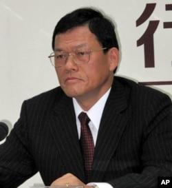 台湾外交部新闻司司长章计平5月16日在新闻局
