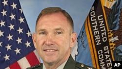 US Army Lieutenant General Ken Keen (undated photo)