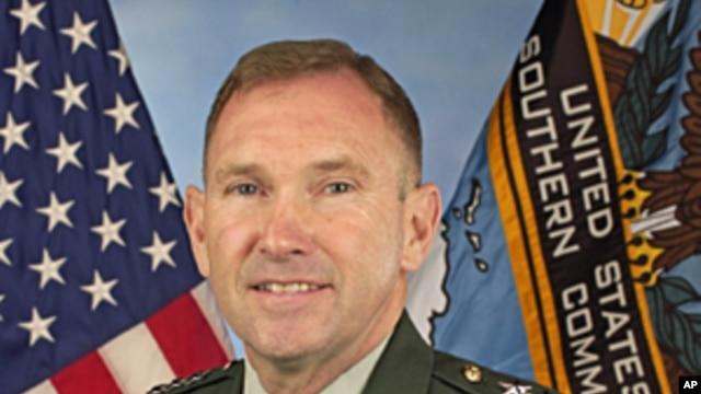 US Army Lieutenant General Ken Keen (undated photo)