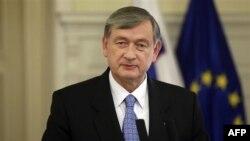Президент Словенії Данило Тюрк повідомляє про розпуск парламенту