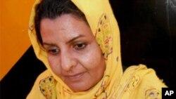 گلثوم صدیقی مسئول بنیاد زنان حقوق دان در ولایت هرات