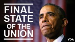 Poslednji Obamin govor o stanju nacije