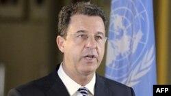 Главный обвинитель ООН Серж Браммерц