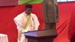 Niger Inauguration