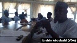 tsoffin ma'aikatan jihar Adamawa