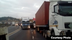 South Africa Truckers