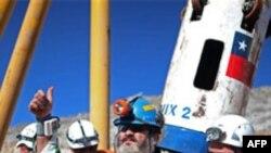 NASA và việc giải cứu thợ mỏ Chilê