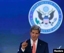 Ngoại trưởng Mỹ John Kerry nói có rất nhiều bằng chứng cho thấy sự đồng lõa của Nga.