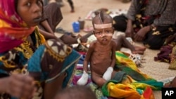 A thousand illegal hospitals are said to be operating in Cameroon in response to continued famine and war. This famine is from 2012.