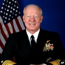 美国太平洋司令部司令威拉德上将