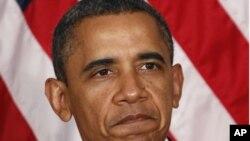 美國總統奧巴馬說伊朗將受到最嚴厲的制裁