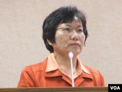 台湾执政党民进党立委刘世芳