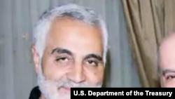 Qassim Soleimani, jenerali mu gisirikare ca Irani