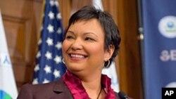 Η διευθύντρια της Υπηρεσίας Προστασίας του Περιβάλλοντος, Λίζα Τζάκσον