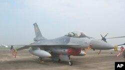 F-16战机(资料照片)
