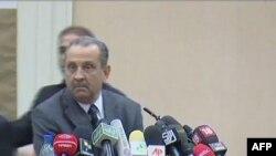 Konferencija za štampu u Austriji povodom pronalaženja tela bivšeg libijskog ministra za naftu Šukrija Ganema u Dunavu u Beču
