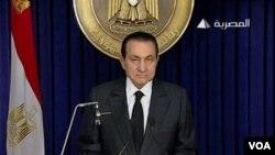 Hosni Mubarak memberlakukan UU Darurat tak lama setelah ia menjadi presiden Mesir pada tahun 1981.