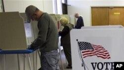 په امریکا کې به د نومبر په څلورمه نیټه منځني انتخابات وشي.