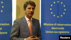 Ketua Tim Pemantau Uni Eropa untuk Aljazair Jose Ignacio Salafranca (Foto: dok).