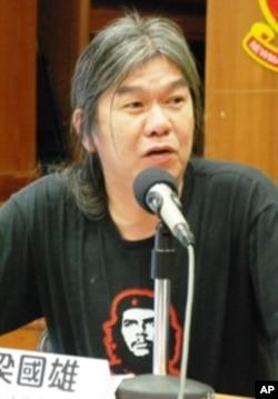 香港立法會議員梁國雄