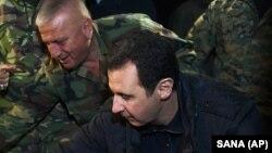 Bachar al-Assad (SANA, AP)