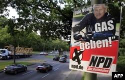 Berlin'de Seçim Öncesi Yine Göçmen Aleyhtarı Söylem