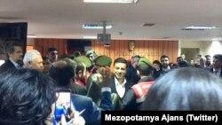 Hevserokê HDPê Selahattin Demirtaş li Dadgehê 12.01.2018