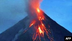 Núi lửa Mayon trên đảo Luzon, Philippines.