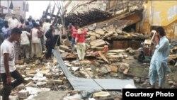 بلدیہ فیکٹری میں 260 کے لگ بھگ افراد ہلاک ہو گئے تھے۔