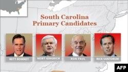Saylov-2012: Janubiy Karolina shtatida Nyut Gingrich g'olib chiqdi