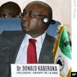 African Development Bank Chair Donald Kaberuka