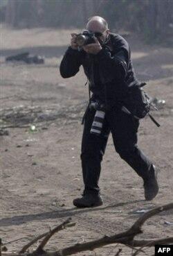 Urush va uni yoritayotgan jurnalistlar