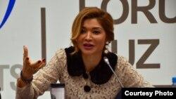 O'zbekiston Prezidenti Islom Karimovning to'ng'ich qizi Gulnora Karimova