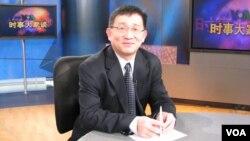 布鲁金斯学会中国中心的高级研究员李成