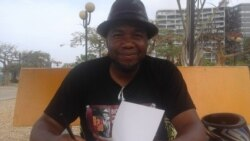 """""""A Lenda do Semba, Bangão"""", por Daniel Vieira"""