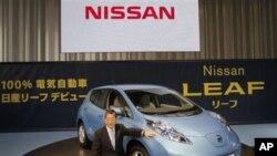 日本汽車公司日產汽車(資料圖片)