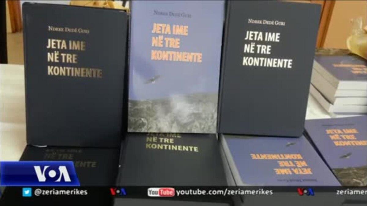 """Libri """"Jeta ime në tre kontinente"""""""