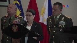 Indonesia, Malaysia, Philippines thỏa thuận tuần tra Biển Đông