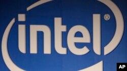 美国英特尔电脑标志