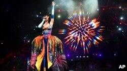 Katy Perry declaró recientemente que si tenía que pagar para actuar durante el Super Bowl no lo haría.