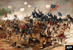 Bundan 150 yil Amerikada 11 shtat ittifoqdan ajralib chiqib, konfederatsiya tuzgan va shu tariqa qishloq xo'jaligi va quldorlikka asoslangan iqtisodiy tizimini saqlab qolish uchun kurashgan.