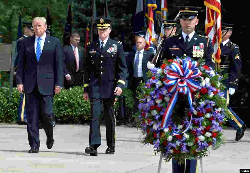 امریکہ میں ہر سال مئی کے آخری پیر کو ان فوجیوں کی یاد میں دن منانے کے لیے تقریبات کا انعقاد کیا جاتا ہے۔
