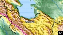 Earthquake Rocks Southeastern Iran