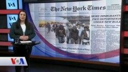 22 Şubat Amerikan Basınından Özetler