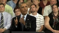 Obama Restarts Campaign To Boost Economic Recovery