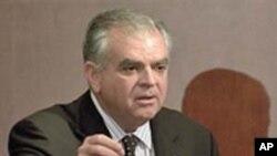 Ο Υπουργός Μεταφορών των ΗΠΑ, Ρέι Λαχούντ